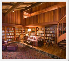 Custom Home Libraries1