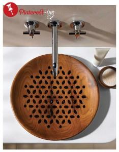 Pinterest-ing Sink Sample