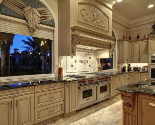 Houston Custom Kitchen Cabinets