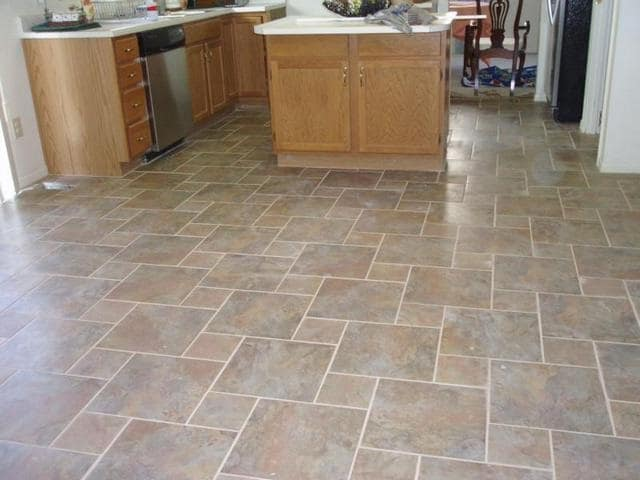 Houston Kitchen Flooring