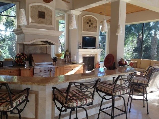 Tx Outdoor Kitchens