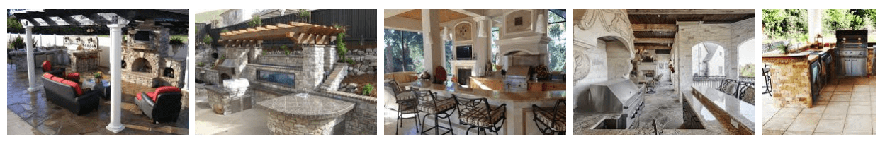 Custom Outdoor Kitchens Houston | Over 30 Years of Experience