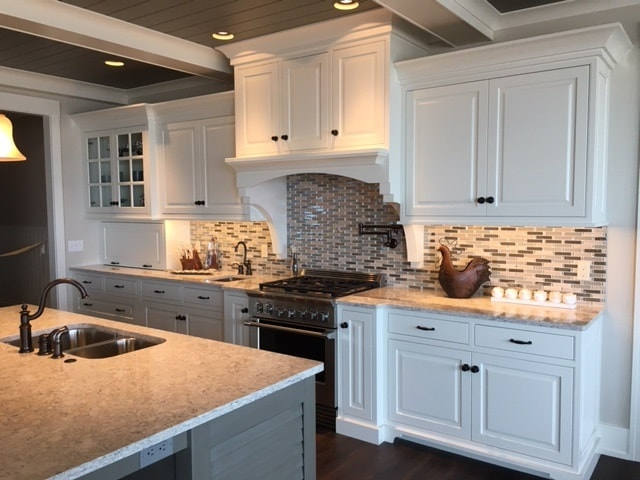 Houston Kitchen with Backsplash Ideas & Remodeling