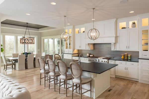 Modern kitchen design