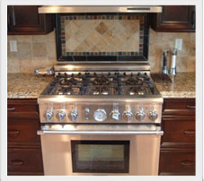 Houston Back Splash Installation Contractors | Kitchen Remodeling Houston, TX