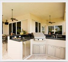 Outdoor-Kitchens-Houston-Unique-Builders-Texas Houston | Kitchen Remodeling Houston, TX