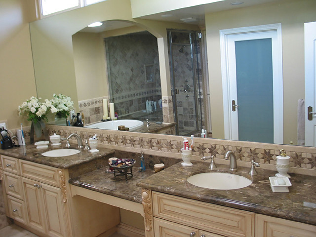 Bathroom Remodeling Gallery Project Portfolio - Bathroom renovation houston