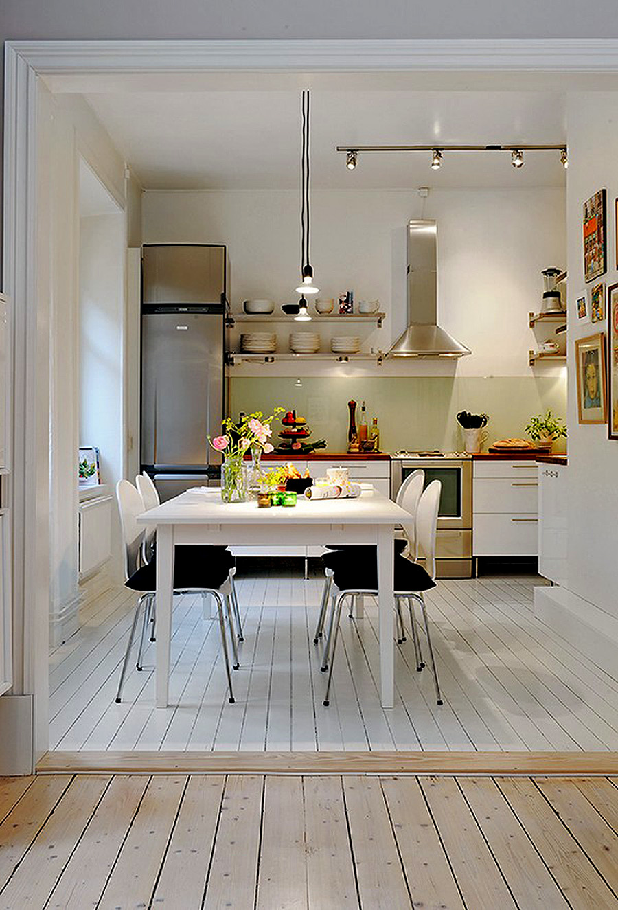 kitchens-for-small-apartments-modern-kitchen-ideas-for-small ...