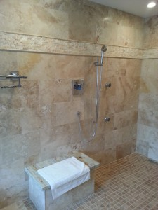 Luxury Bathroom Remodel by UBtexas