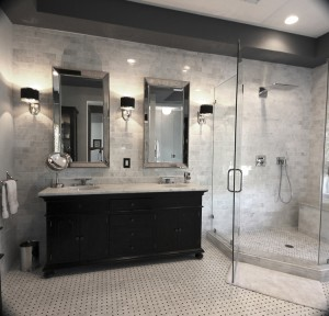 Houston Heights Bathroom Remodel