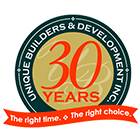 Unique Builders and Development company logo