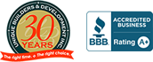 BBB Accredited Business - Unique Builders and Development