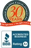 Unique Builders & Development - BBB Accredited Business