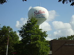 250px-BellaireWaterTower