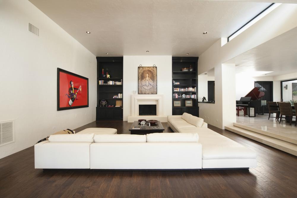 UBT living room - modern