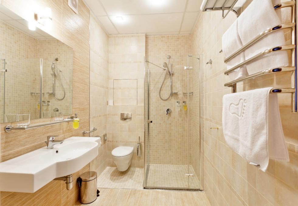 UBT senior bathroom