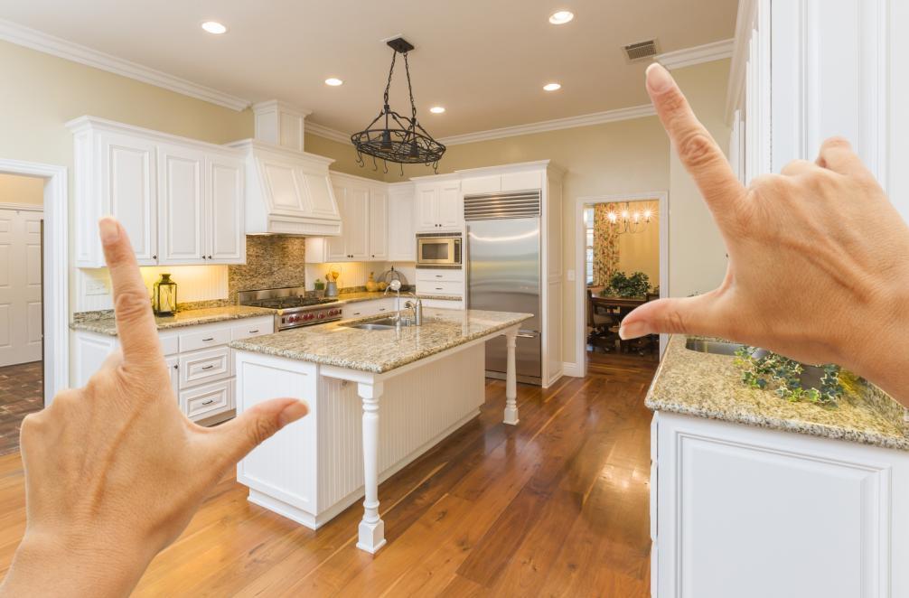 UBT custom kitchen