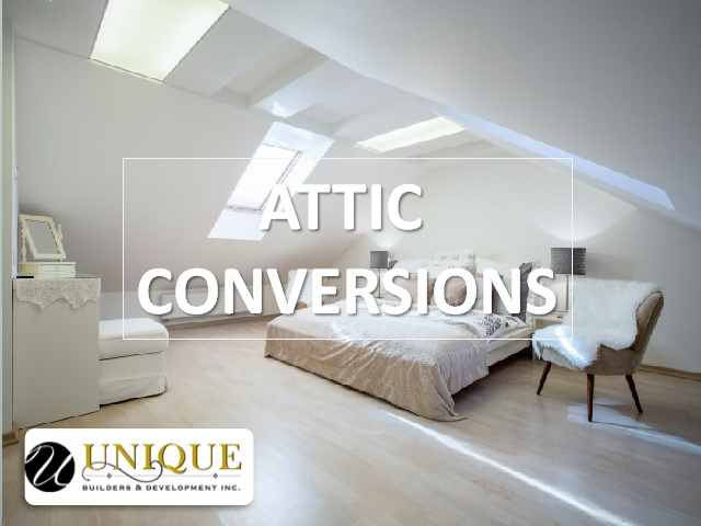 Attic Conversion Houston