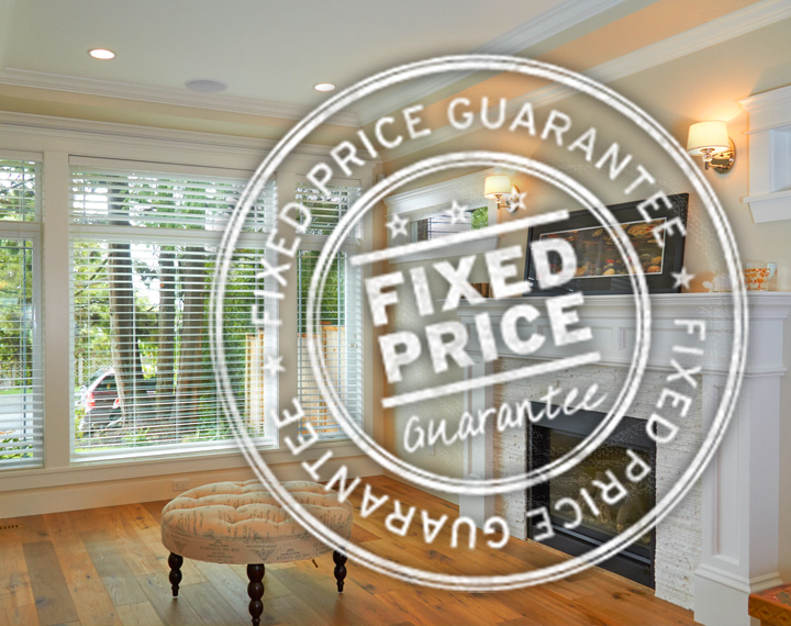 Houston Remodeling Process - Fixed Price