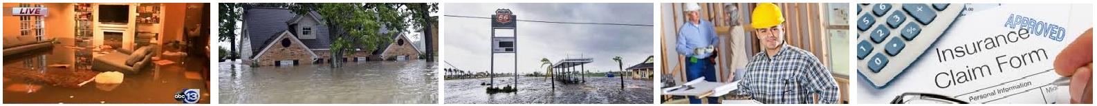 Storm Damage Flooding Restoration Contractors Houston - UniqueBuilders