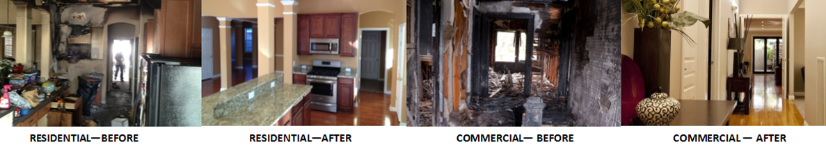 before-after-Houston-storm-damage - Unique Builders ...