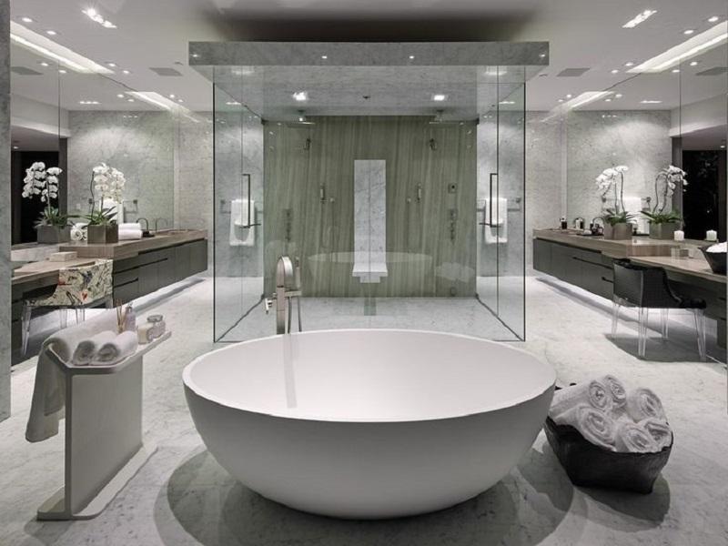 Houston Master Bathroom Renovation