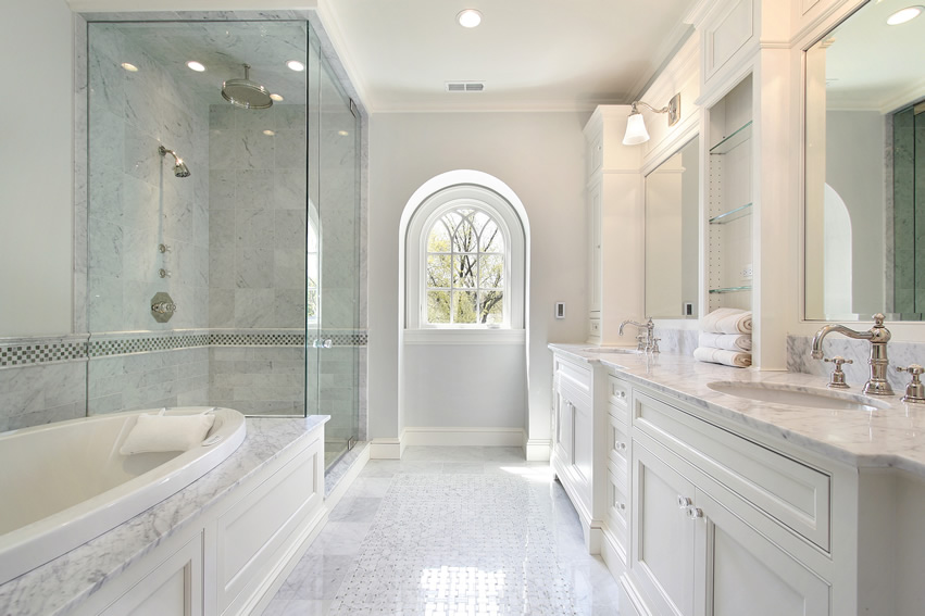 Houston Master Bathroom Remodeling Guest Bathroom Renovation - Bathroom renovation houston