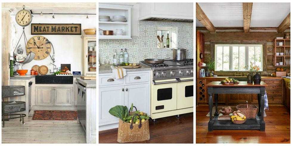 Kitchen Renovation - Country Farmhouse