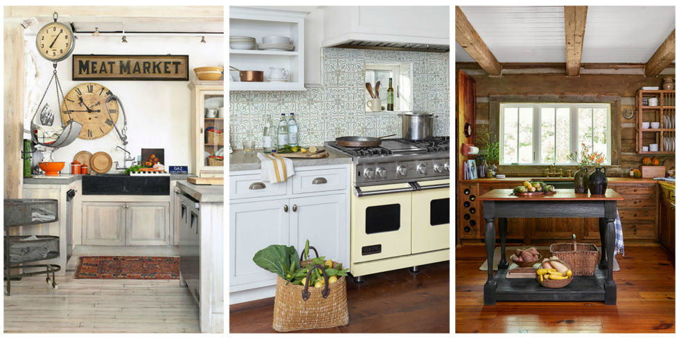 Kitchen Renovation - Country Farmhouse