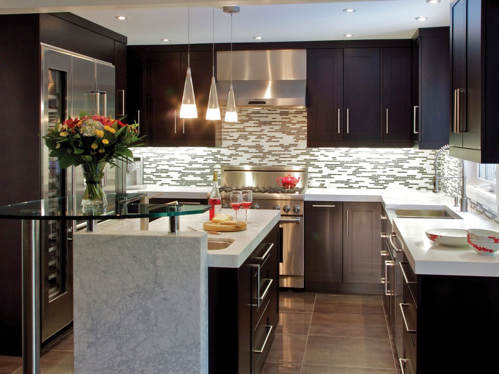 Modern Kitchen Renovation Houston.