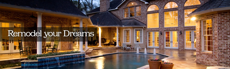Home Remodeling Houston, Texas
