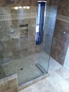 Bathtub to Shower Conversion Houston
