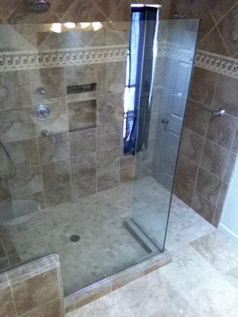Bathtub to Shower Conversion Houston