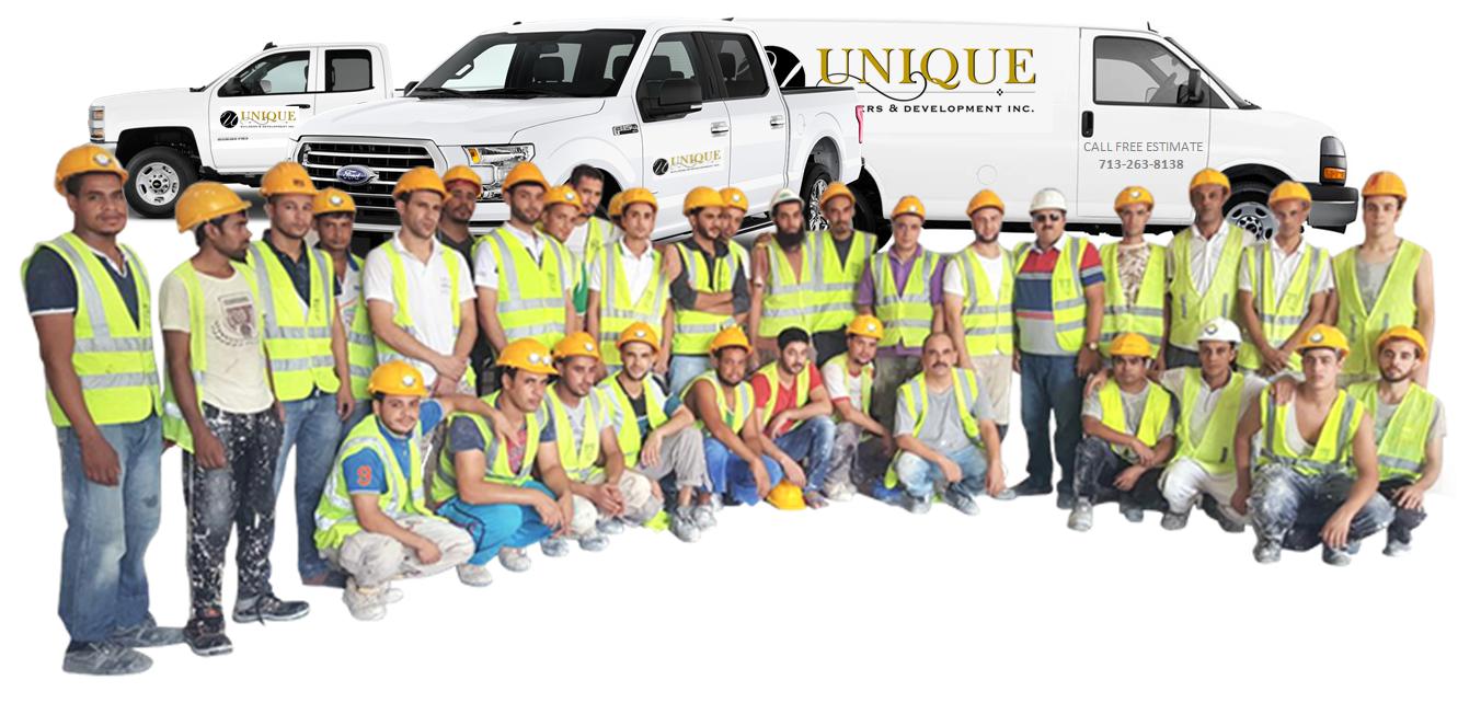Unique Builders of Texas - General Contract Crew Houston Texas