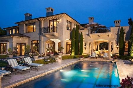 Mediterranean Custom Home Builder in Houston