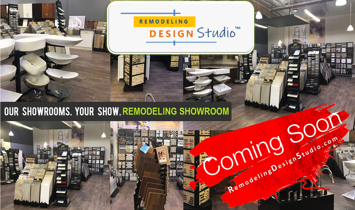 Remodeling Design Studio - Home Remodeling Showroom in Houston - Coming Soon
