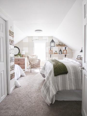Attic Conversion Houston - Attic Kids Bedroom