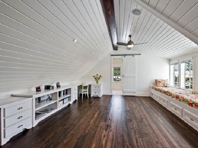 Attic Conversion Houston - Attic Living Space