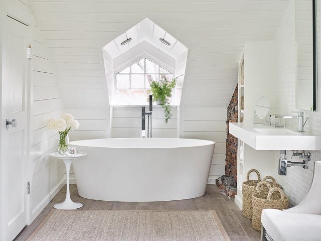 Attic Conversion Houston - Attic Luxury Bathroom