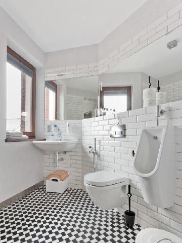 Attic Conversion Houston - Attic Modern Bathroom