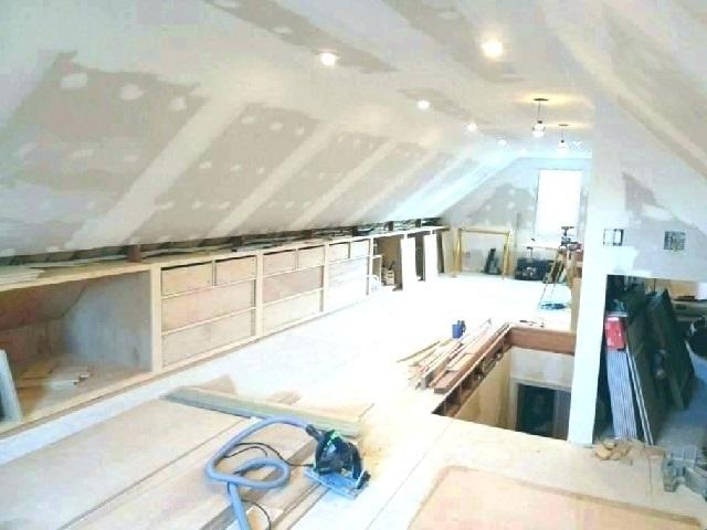 Attic Conversion Houston - Attic Remodeling Contractors