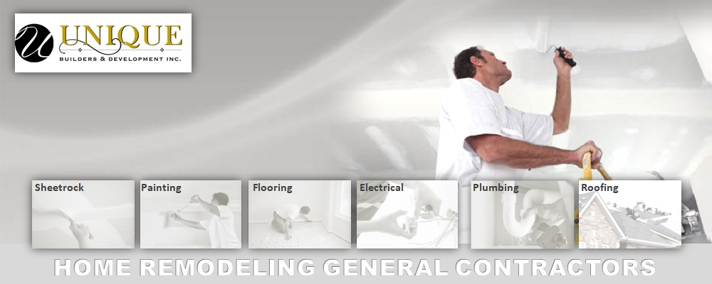 Home Remodeling General Contractors Houston